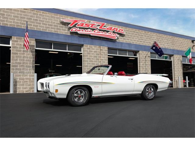 1970 Pontiac GTO (CC-1380552) for sale in St. Charles, Missouri