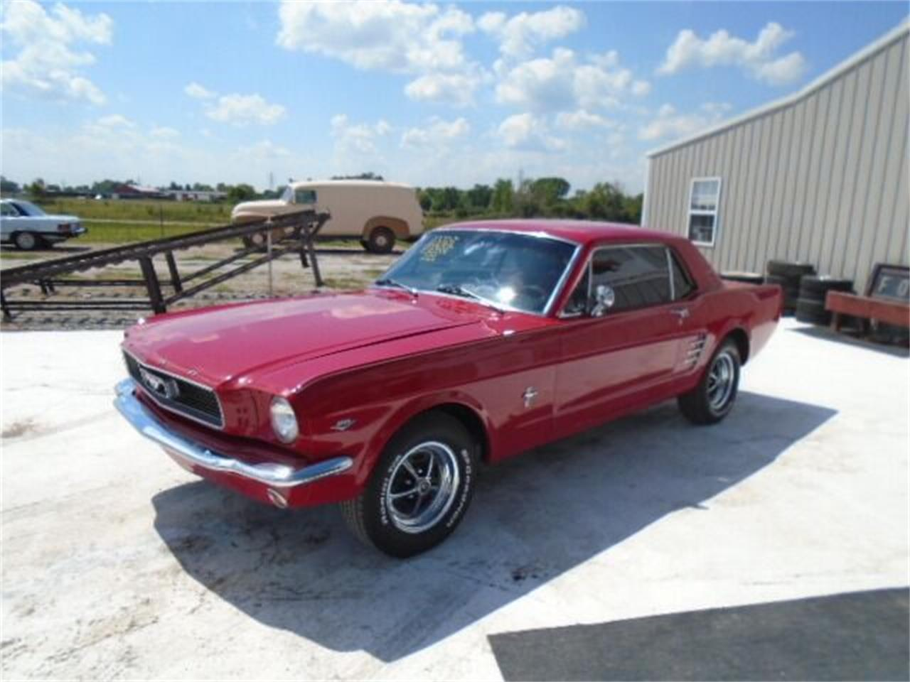 1966 Ford Mustang (CC-1385520) for sale in Staunton, Illinois