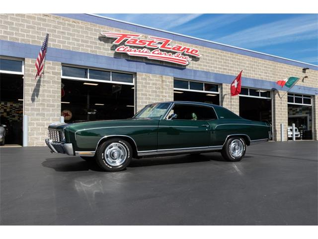 1972 Chevrolet Monte Carlo (CC-1380553) for sale in St. Charles, Missouri