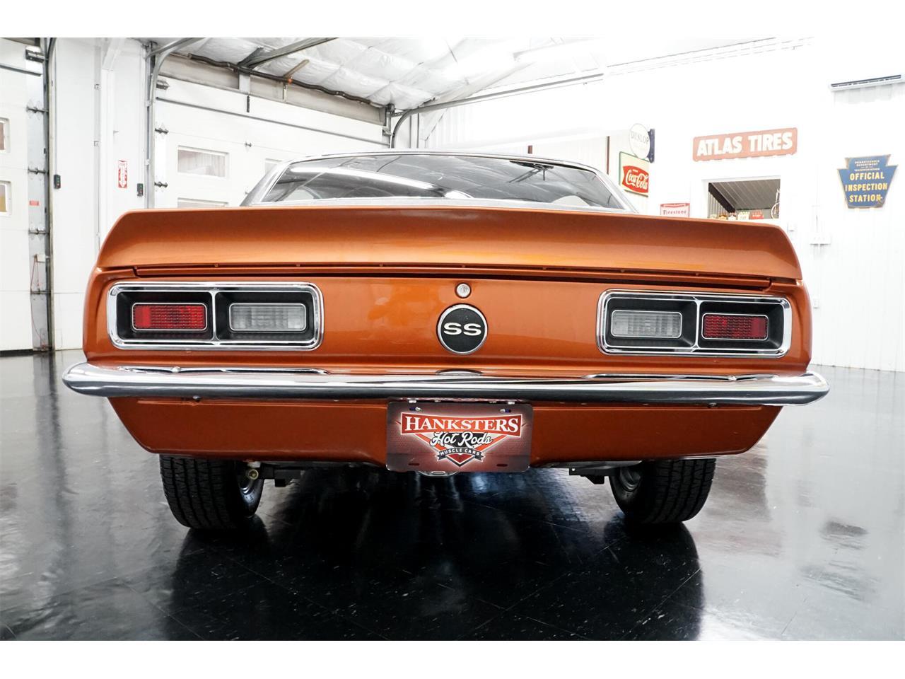 1968 Chevrolet Camaro (CC-1385543) for sale in Homer City, Pennsylvania