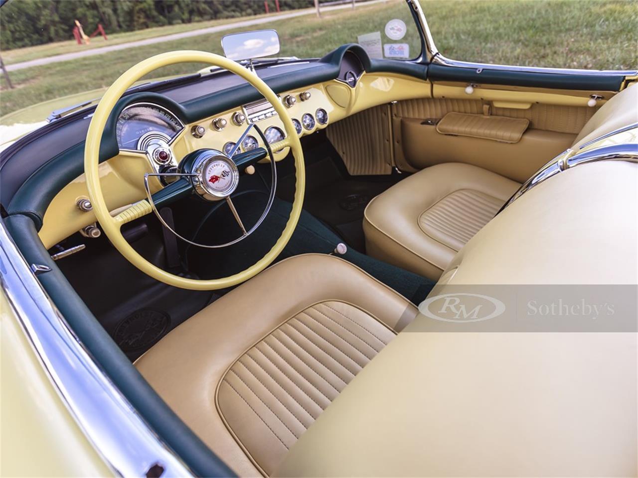 1955 Chevrolet Corvette (CC-1380555) for sale in Monterey, California