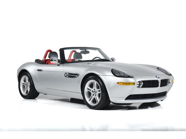 2002 BMW Z8 (CC-1385555) for sale in Farmingdale, New York