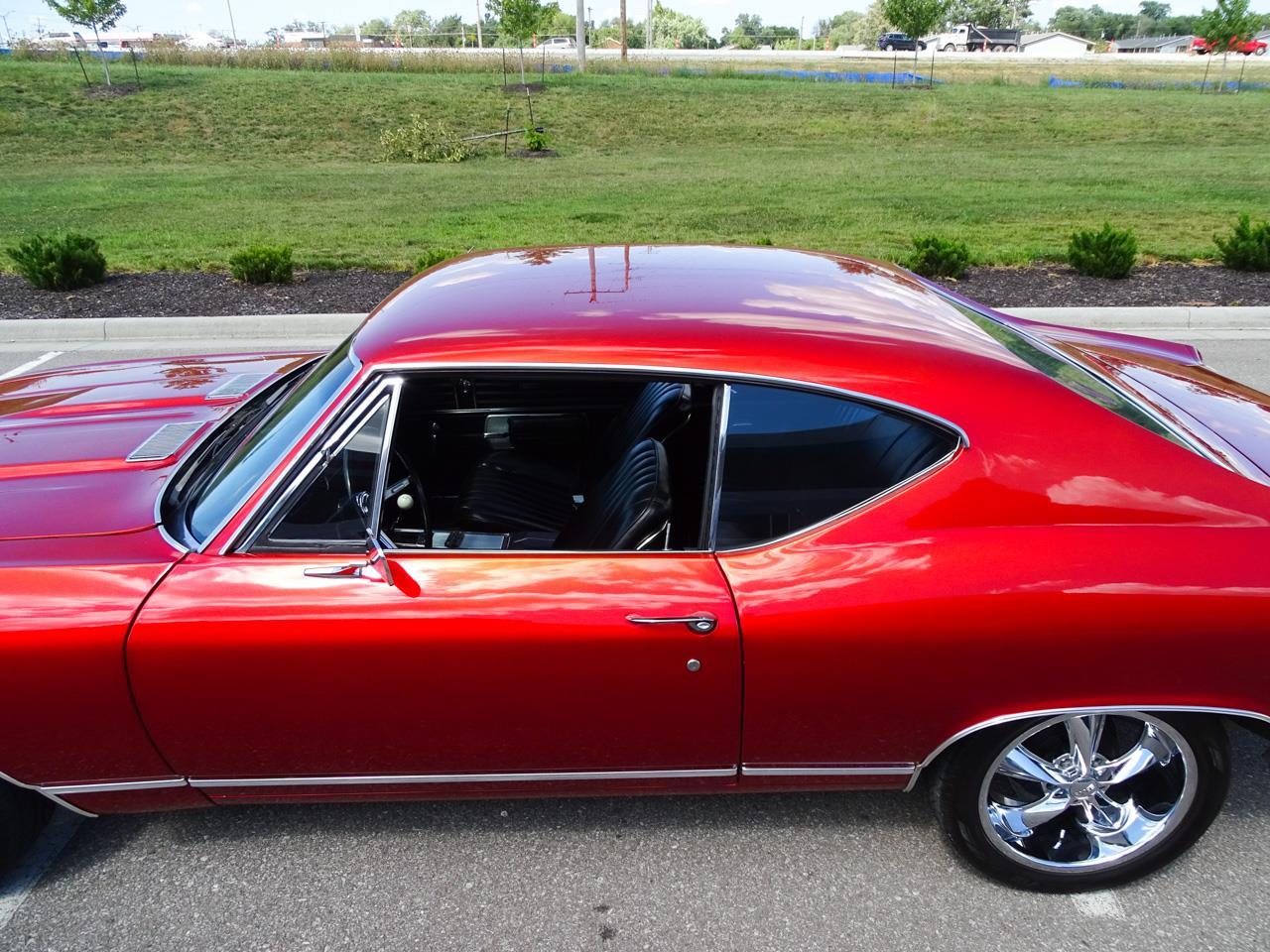 1968 Chevrolet Chevelle (CC-1385557) for sale in O'Fallon, Illinois