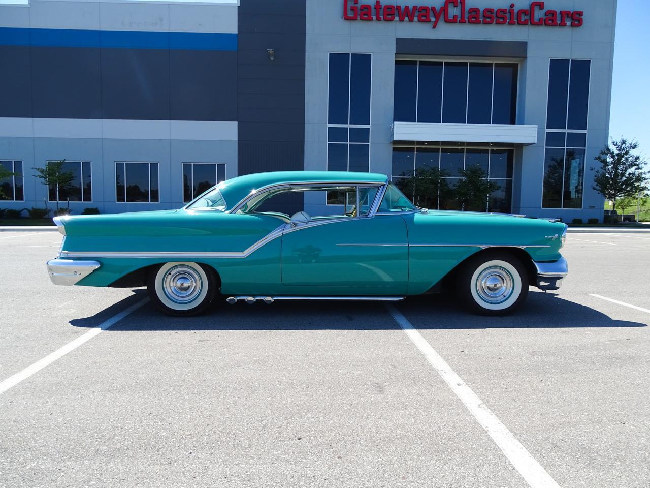 1957 Oldsmobile Super 88 (CC-1385560) for sale in O'Fallon, Illinois