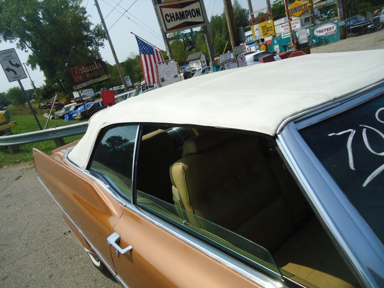 1970 Cadillac DeVille (CC-1385561) for sale in Jackson, Michigan