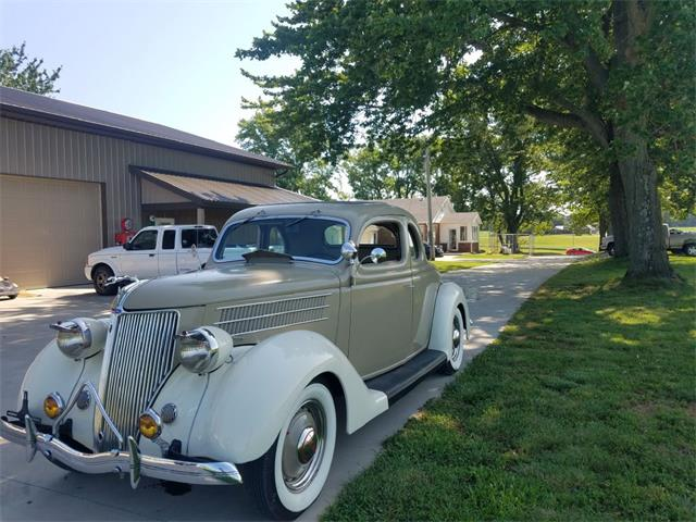 1936 Ford Deluxe (CC-1380557) for sale in West Pittston, Pennsylvania