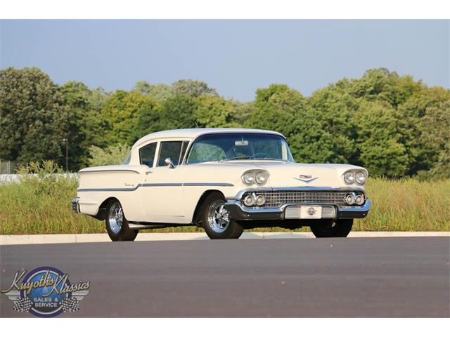 1958 Chevrolet Delray (CC-1385576) for sale in Stratford, Wisconsin