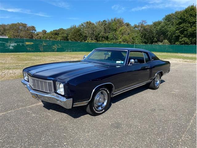 1971 Chevrolet Monte Carlo (CC-1385584) for sale in West Babylon, New York