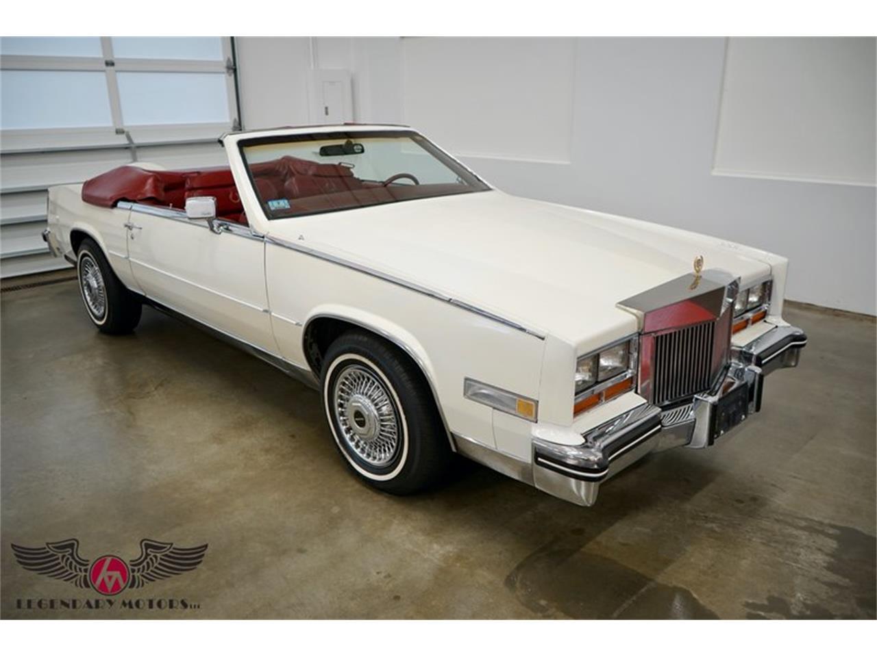 1984 Cadillac Eldorado (CC-1385586) for sale in Beverly, Massachusetts