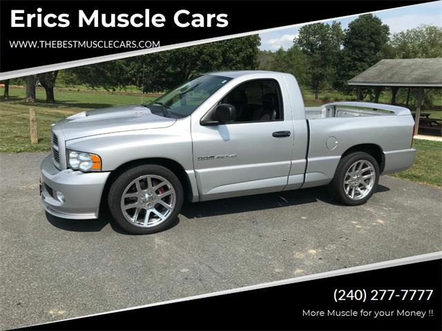 2004 Dodge Ram 1500 (CC-1385590) for sale in Clarksburg, Maryland
