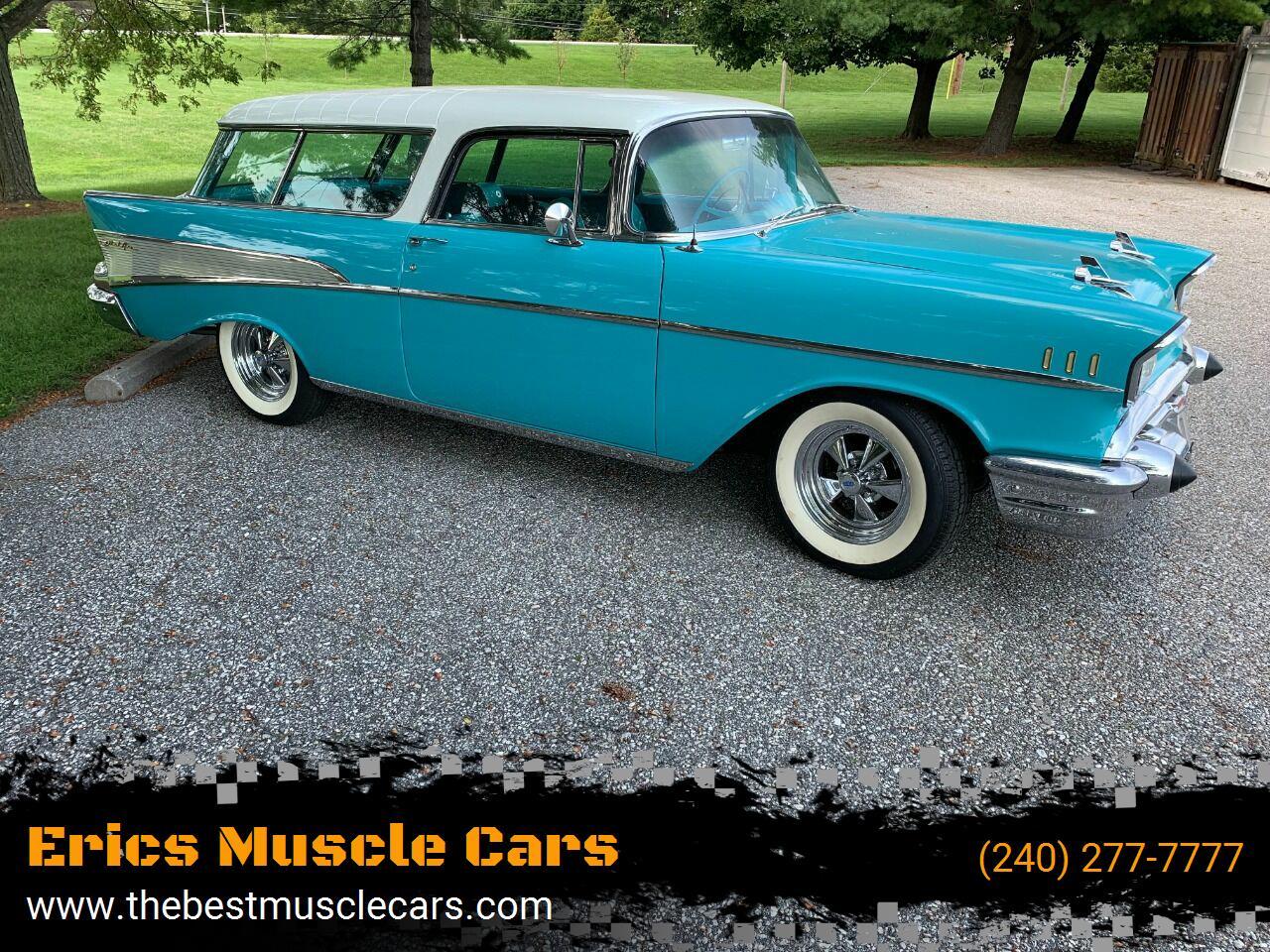 1957 Chevrolet Bel Air (CC-1385591) for sale in Clarksburg, Maryland