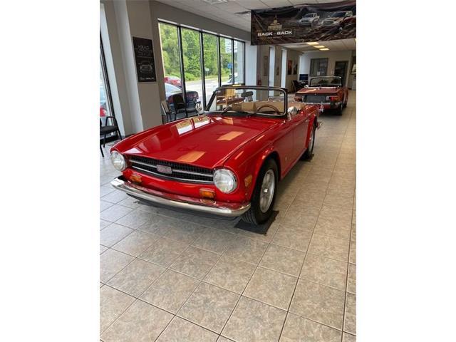 1976 Triumph TR6 (CC-1380056) for sale in Youngville, North Carolina