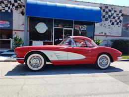 1961 Chevrolet Corvette (CC-1385605) for sale in N. Kansas City, Missouri