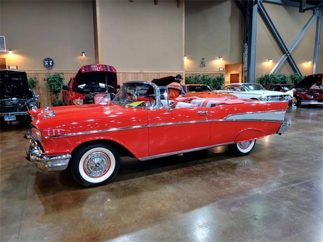 1957 Chevrolet Bel Air (CC-1385606) for sale in N. Kansas City, Missouri