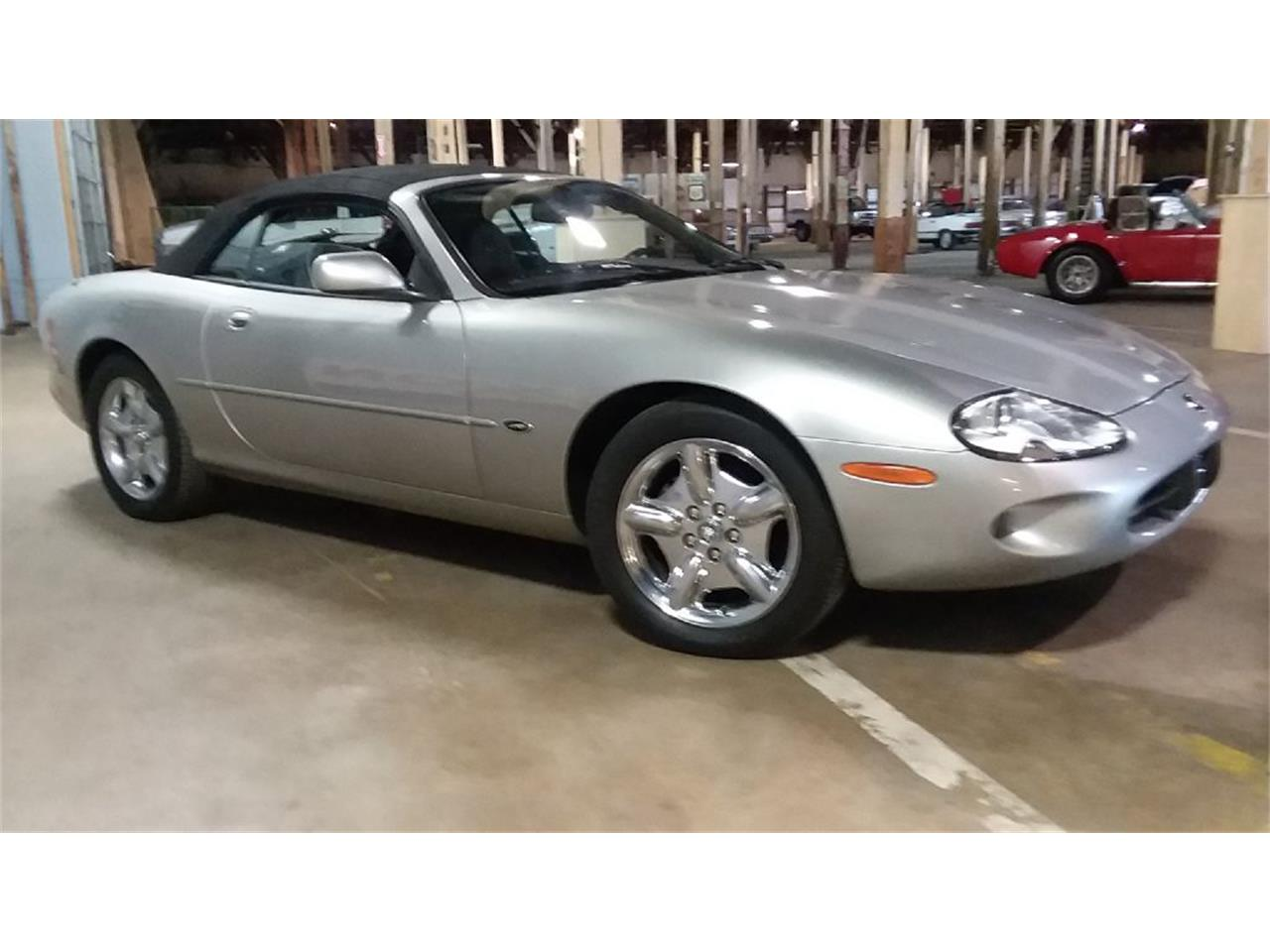 1999 Jaguar XK8 (CC-1385618) for sale in Batesville, Mississippi