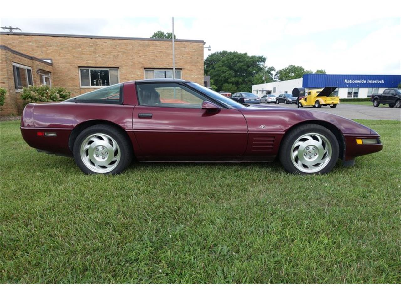 1993 Chevrolet Corvette (CC-1380562) for sale in Troy, Michigan