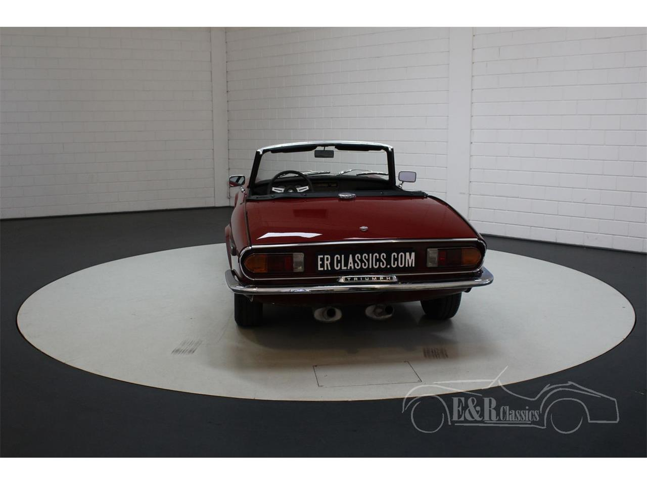 1971 Triumph Spitfire (CC-1385625) for sale in Waalwijk, Noord-Brabant