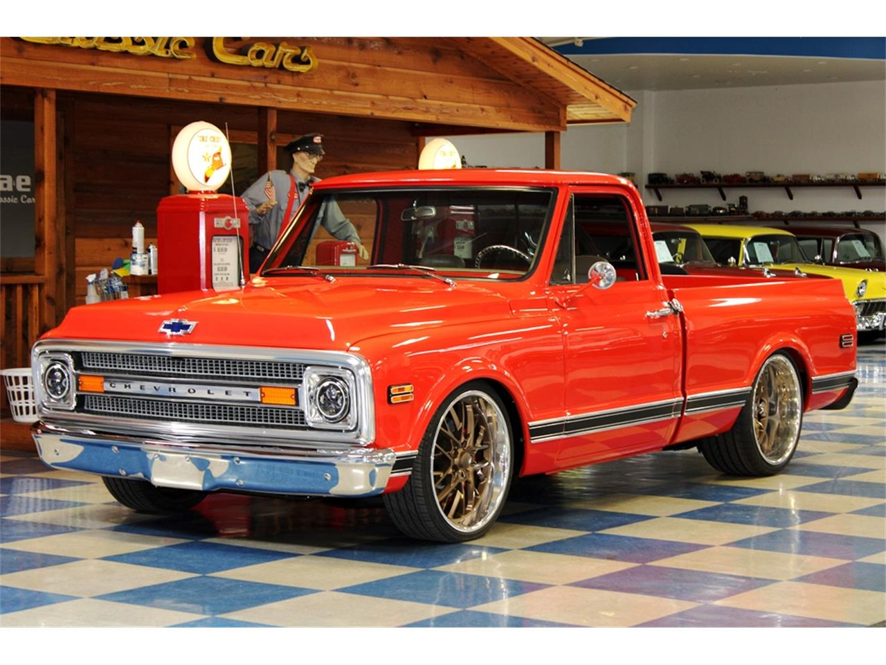 1969 Chevrolet C10 (CC-1385634) for sale in NEW BRAUNFELS, TX