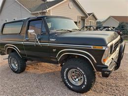 1979 Ford Bronco (CC-1385637) for sale in Palmer Lake, Colorado