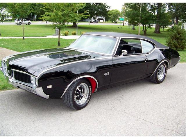 1969 Oldsmobile 442 (CC-1385638) for sale in Nashville, Tennessee