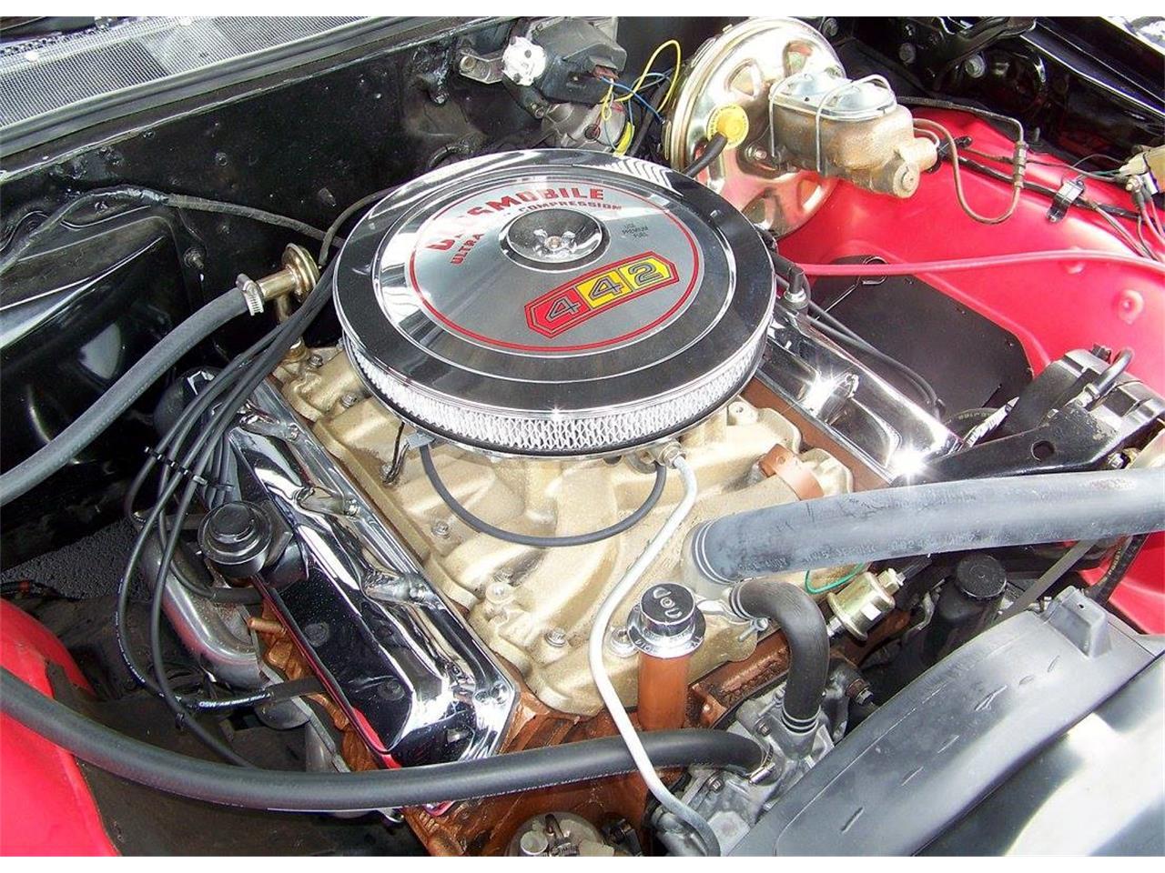 1969 Oldsmobile 442 (CC-1385638) for sale in Nashville, Tennessee