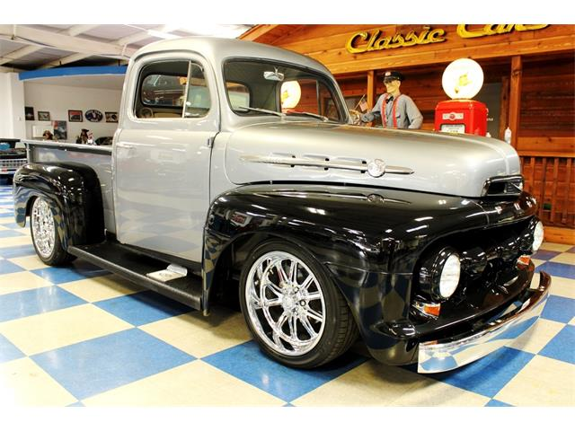 1951 Ford F1 (CC-1385639) for sale in New Braunfels, Texas