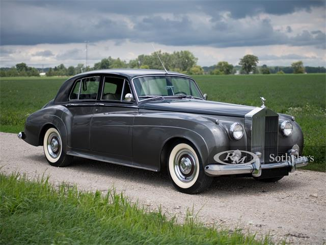 1956 Rolls-Royce Silver Cloud (CC-1380564) for sale in Auburn, Indiana