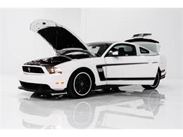 2012 Ford Mustang Boss 302 (CC-1385640) for sale in Montreal, Quebec