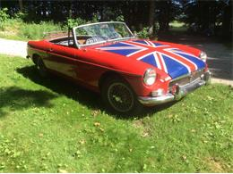 1964 MG MGB (CC-1385642) for sale in Maple City, Michigan