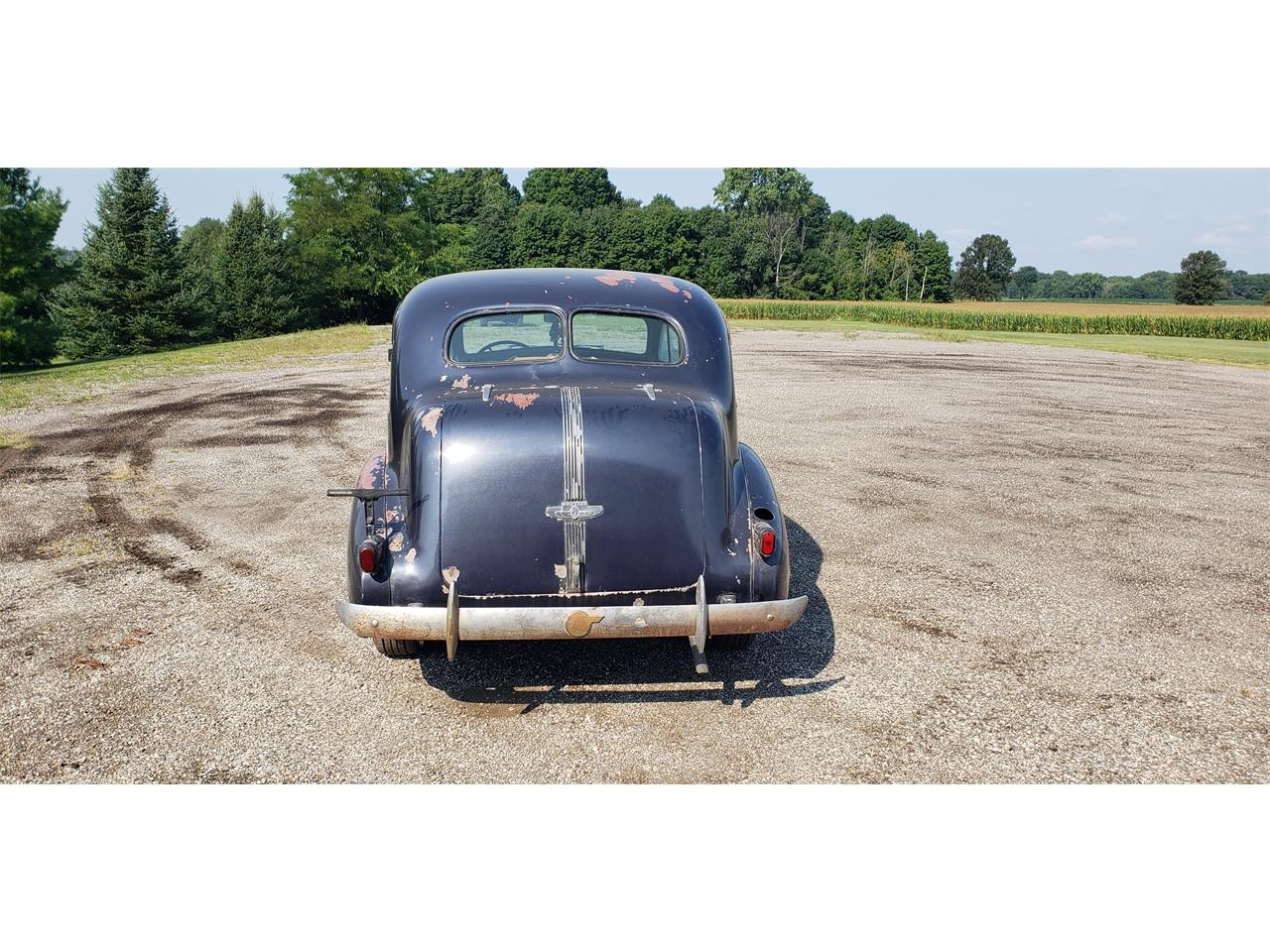 1937 Pontiac 4-Dr Sedan (CC-1385646) for sale in Almont, Michigan