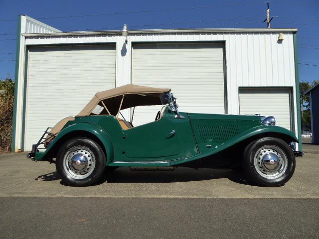 1951 MG Midget (CC-1385647) for sale in Turner, Oregon