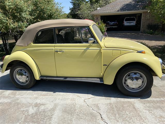 1969 Volkswagen Super Beetle (CC-1385648) for sale in FORT WORTH, Texas
