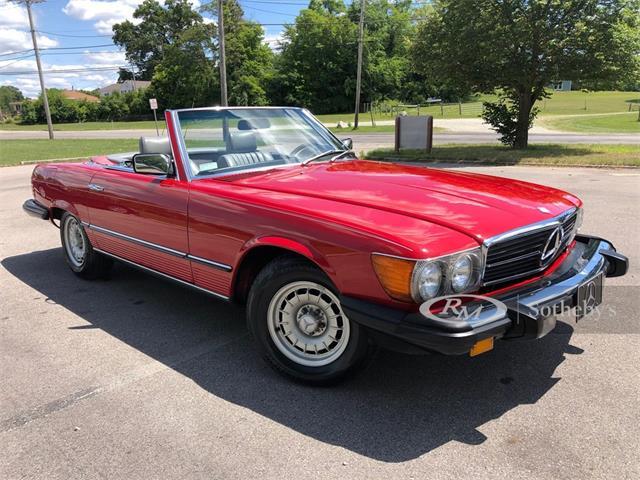 1984 Mercedes-Benz 380SL (CC-1380566) for sale in Auburn, Indiana