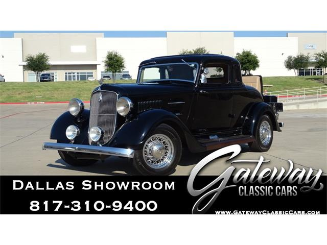 1934 Plymouth 5-Window Coupe (CC-1380567) for sale in O'Fallon, Illinois