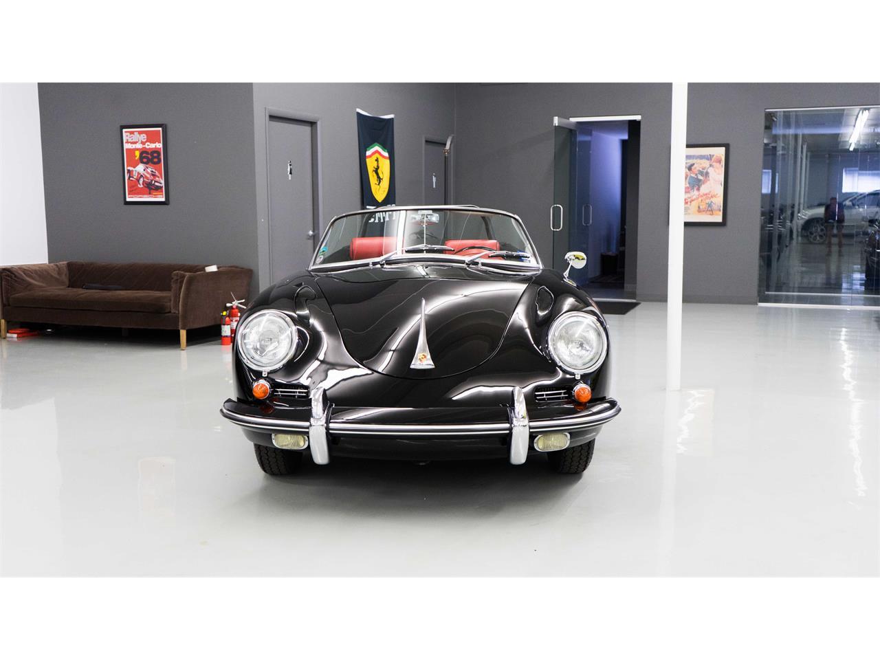 1961 Porsche 356B (CC-1385673) for sale in englewood, Colorado