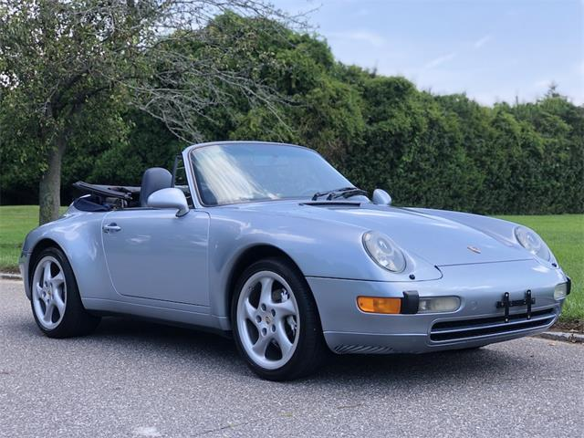 1997 Porsche 911 Carrera 4 Cabriolet (CC-1385676) for sale in SOUTHAMPTON, New York