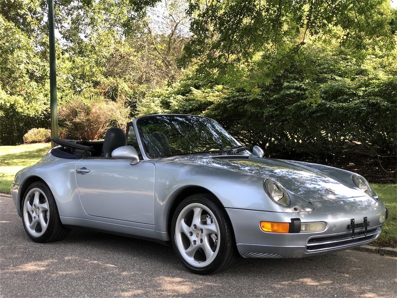 1997 Porsche 911 Carrera 4 Cabriolet (CC-1385676) for sale in SOUTHAMPTON, New York