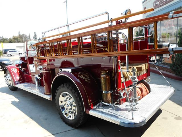 1936 American LaFrance Fire Engine (CC-1385696) for sale in Gilroy, California