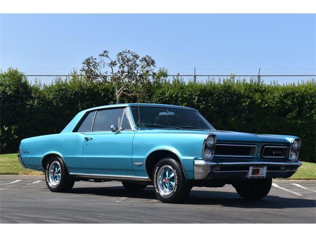 1965 Pontiac GTO (CC-1385708) for sale in Costa Mesa, California