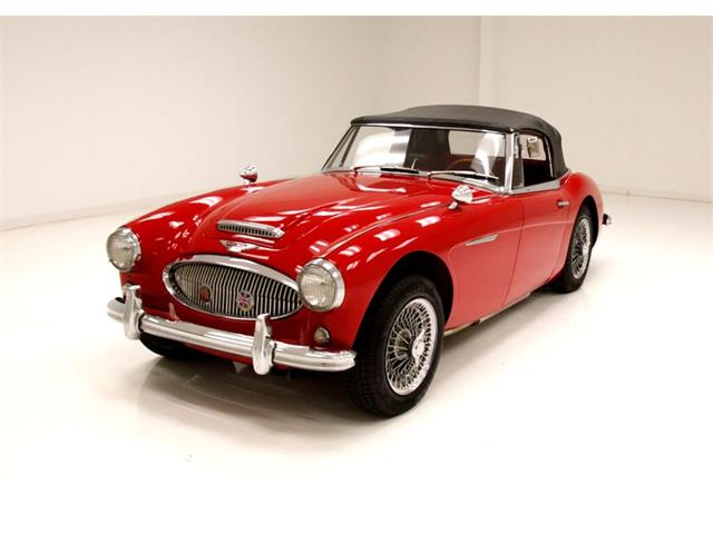 1964 Austin-Healey 3000 (CC-1385722) for sale in Morgantown, Pennsylvania
