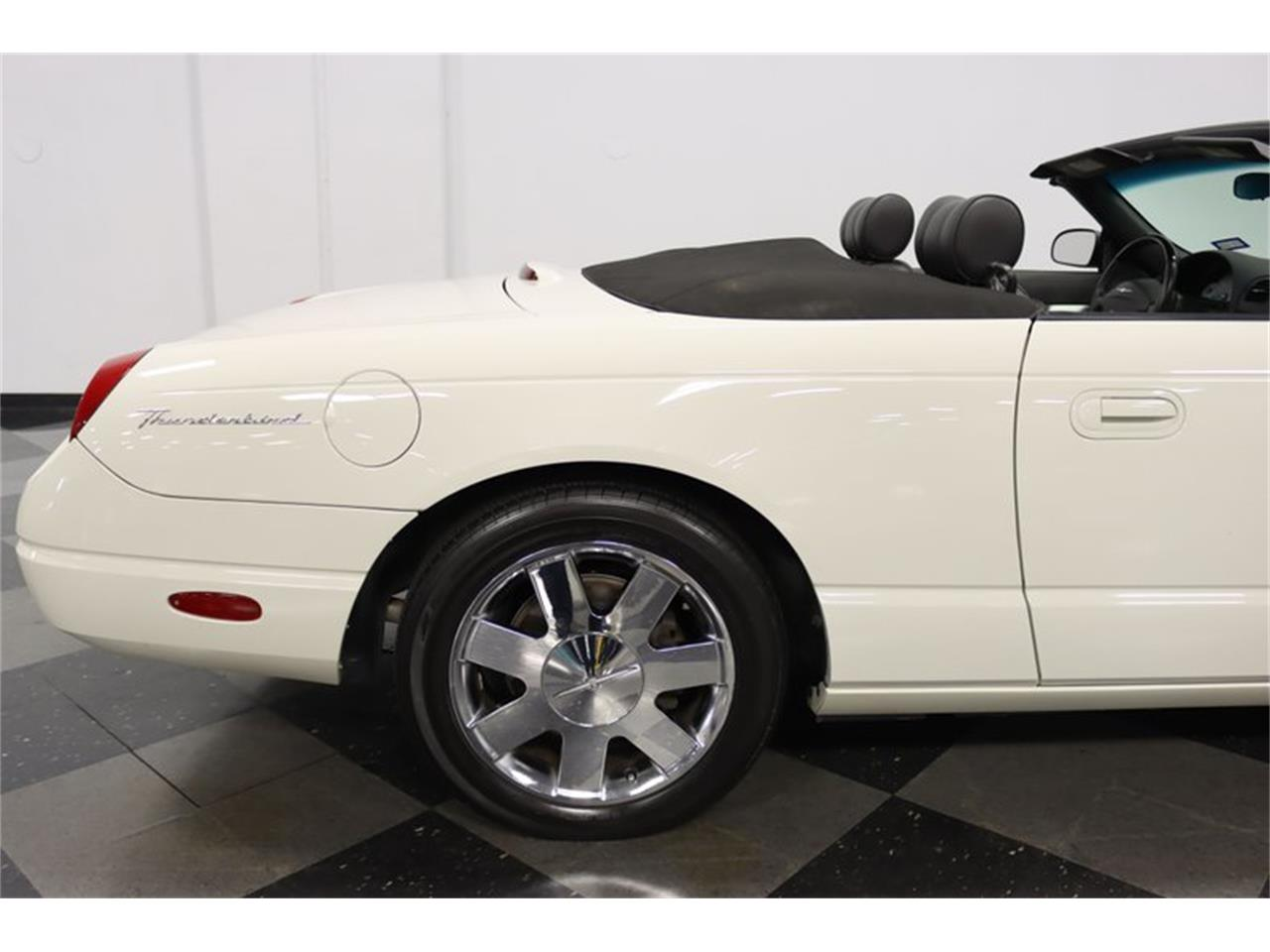 2002 Ford Thunderbird (CC-1385726) for sale in Ft Worth, Texas