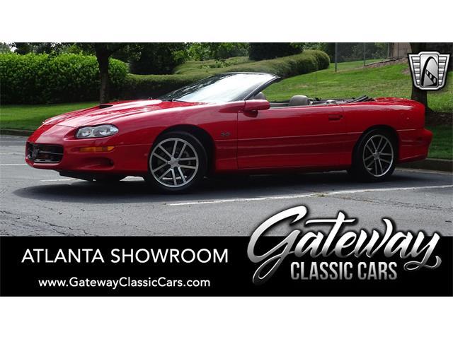 2002 Chevrolet Camaro (CC-1385732) for sale in O'Fallon, Illinois