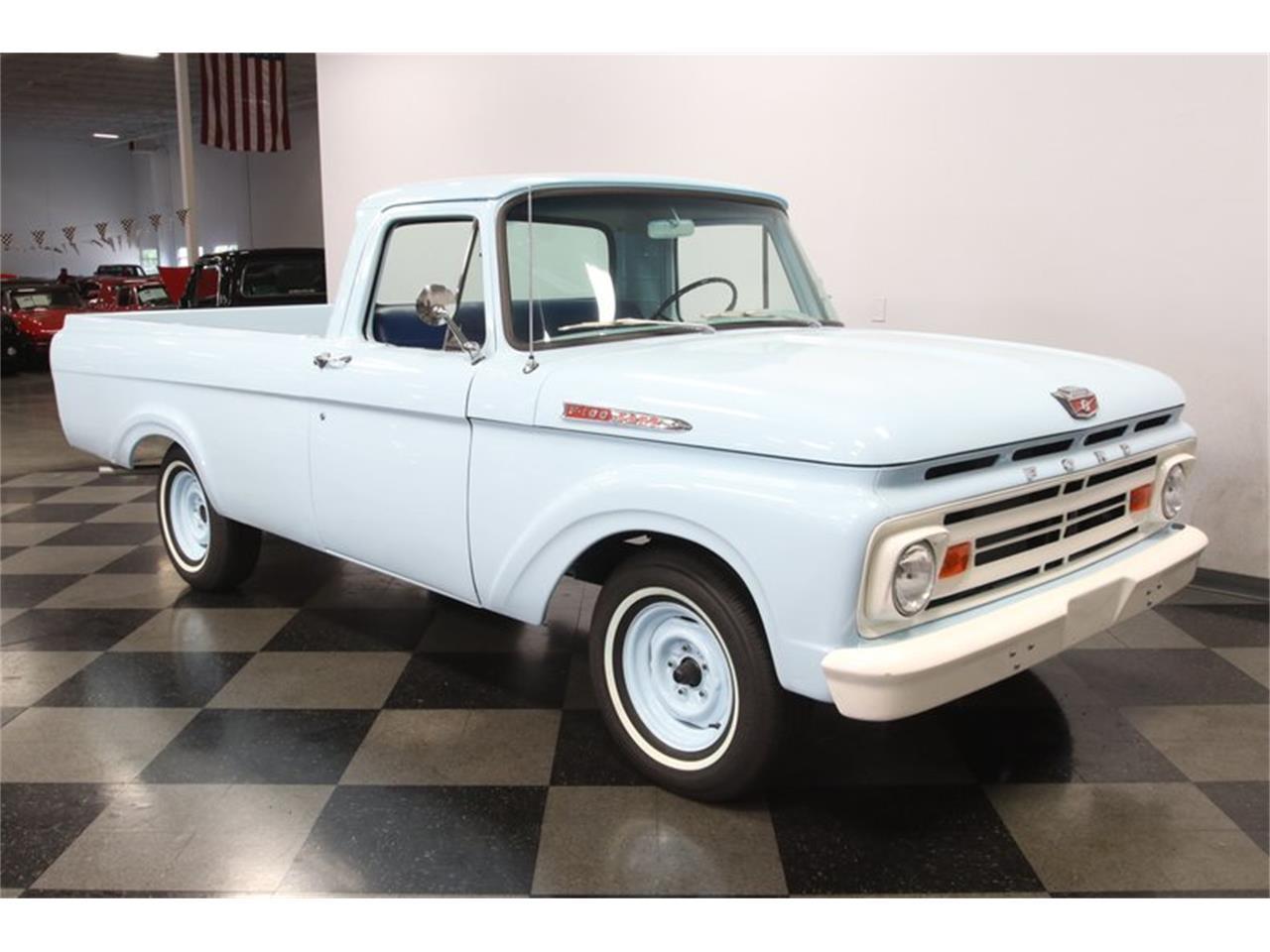 1962 Ford F100 (CC-1385735) for sale in Concord, North Carolina