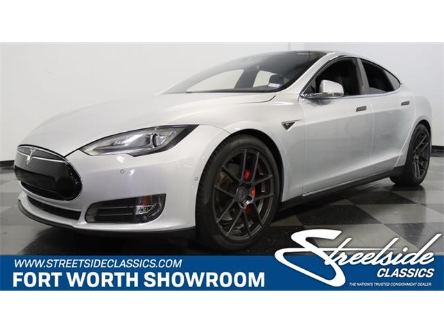 2014 Tesla Model S (CC-1385737) for sale in Ft Worth, Texas