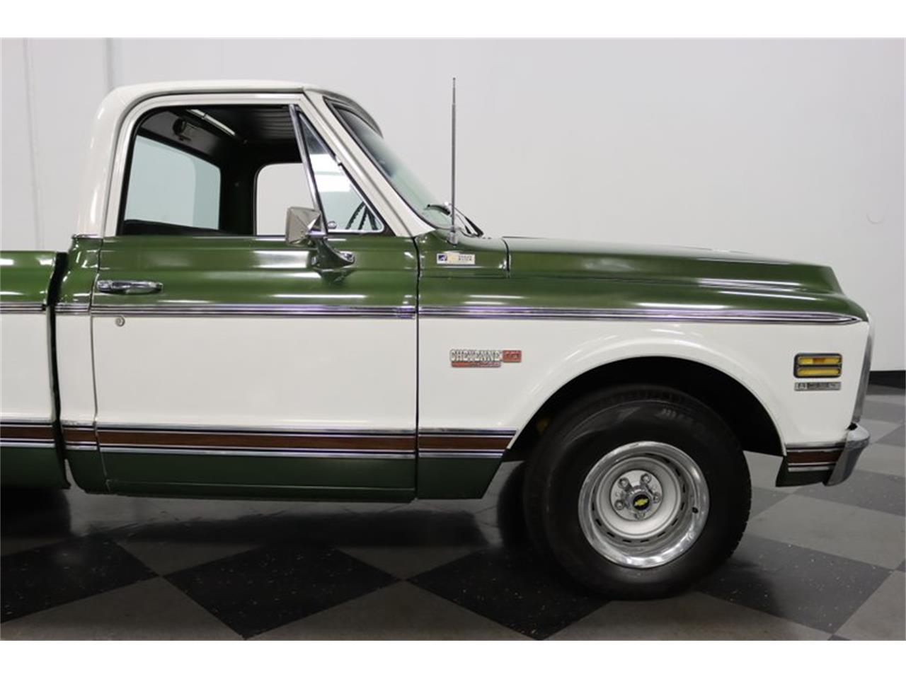1972 Chevrolet C10 (CC-1385745) for sale in Ft Worth, Texas