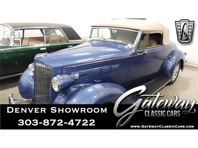 1937 Packard Convertible (CC-1385758) for sale in O'Fallon, Illinois