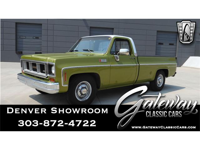 1973 GMC 2500 (CC-1385762) for sale in O'Fallon, Illinois