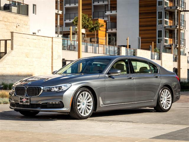 2016 BMW 7 Series (CC-1380578) for sale in Marina Del Rey, California