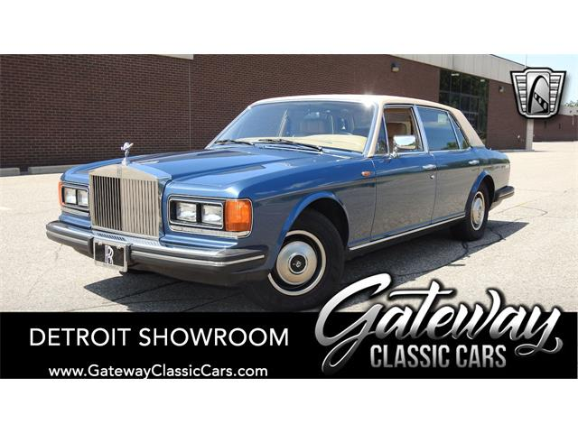 1985 Rolls-Royce Silver Spur (CC-1385782) for sale in O'Fallon, Illinois