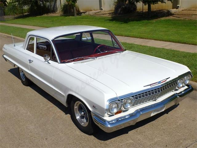 1963 Chevrolet Bel Air (CC-1385799) for sale in Arlington, Texas